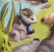 A milk mouse