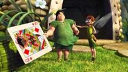 Disney Fairy Short- Magic Tricks