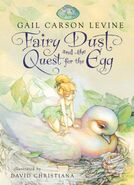 Fairy Dust and the Quest for the Egg - cover 2
