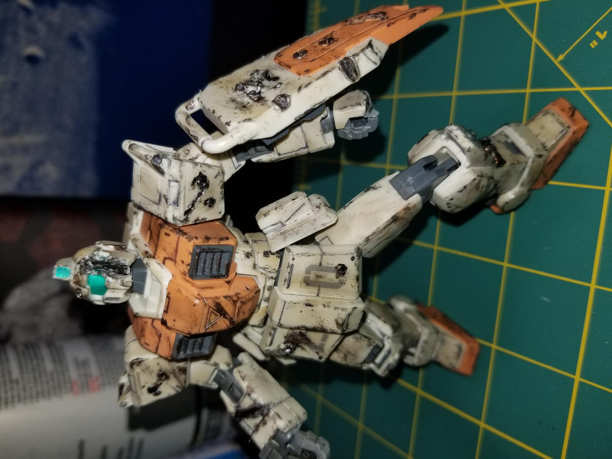 Finish GM Ground Type
