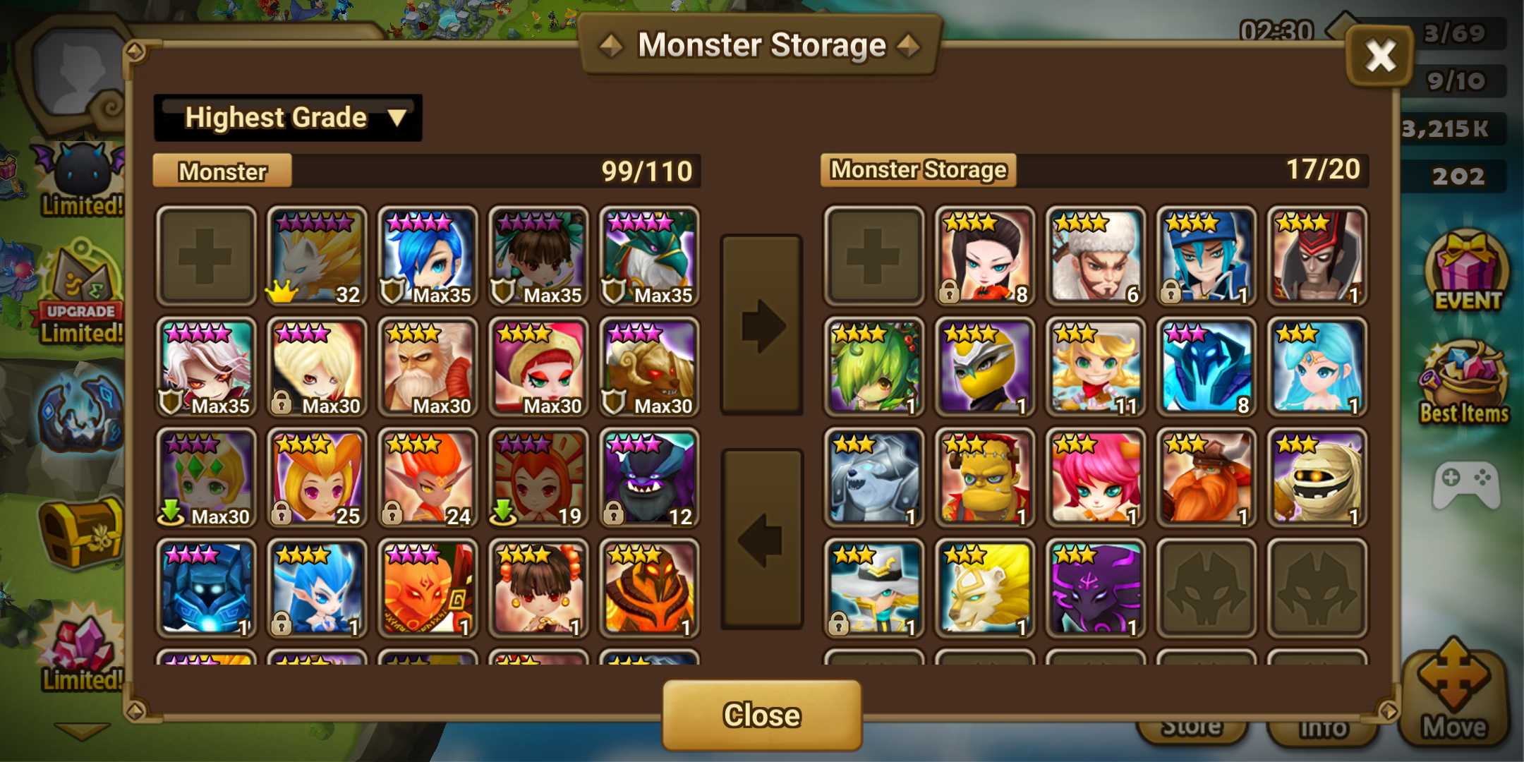 Gb 10 team