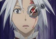 Allen Walker - Pentacle Eye