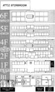 Lodging House and Public Baths Plan
