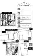 Recreation Room & Cafeteria Floor Plan