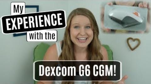 NEW_Dexcom_G6_Review!