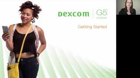 Dexcom Training Webinar - Getting Started With Your Touchscreen Receiver