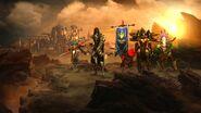 Nintendo Switch lobby - Diablo III