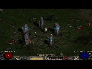 Diablo II (2000) - Search for Cain -4K 60FPS-