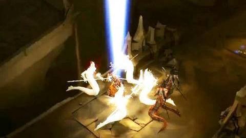 Diablo 3 Monk Full Gameplay Trailer Blizzcon 09 HQ HD