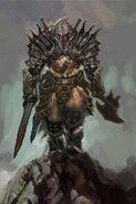 Barbarian heavy