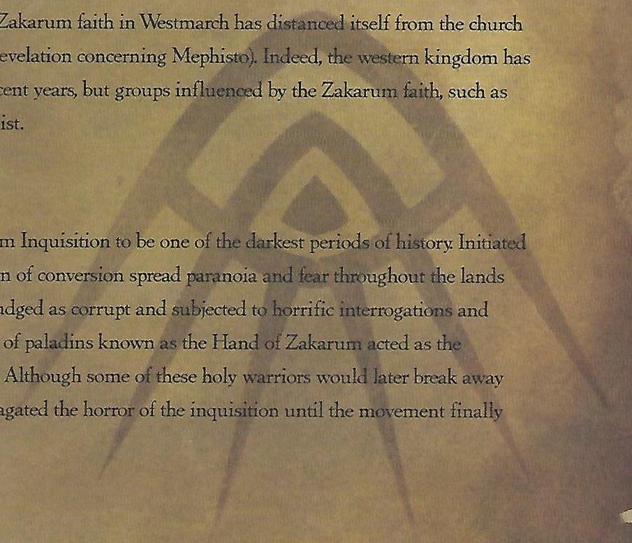 Hand of Zakarum
