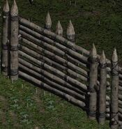 Rogue Encampment Wall