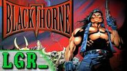 LGR - Blackthorne - DOS PC Game Review