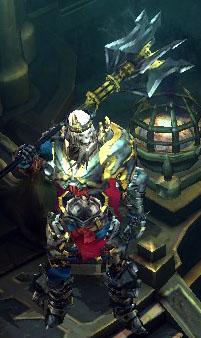 Skeleton King (Diablo III)