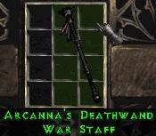 Arcanna's Deathwand
