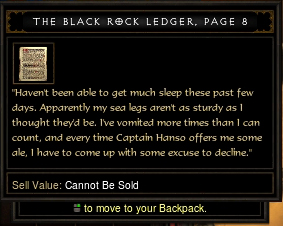 Black Rock Ledger