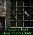 Vidala's Barb