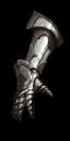 Alabaster Gloves