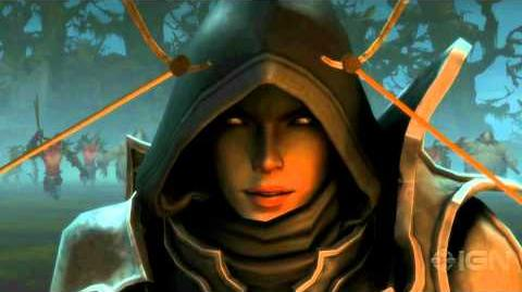 Diablo 3 - The Demon Hunter Trailer