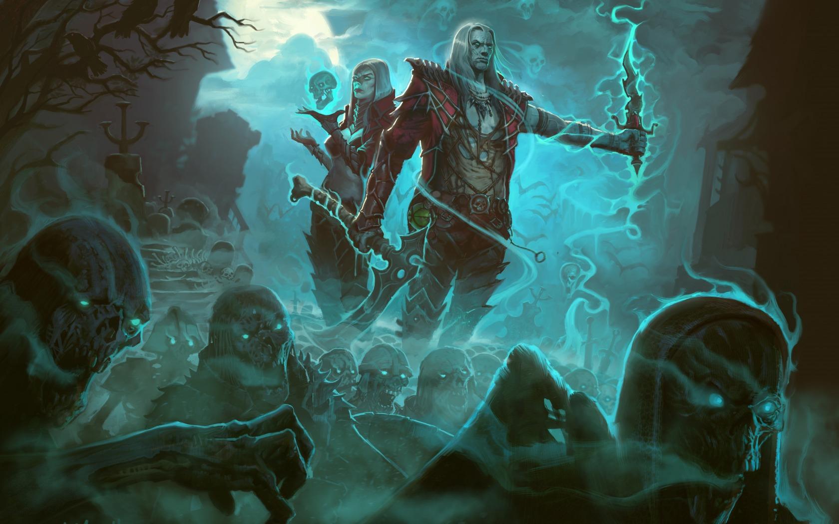 Некромант (Diablo III)
