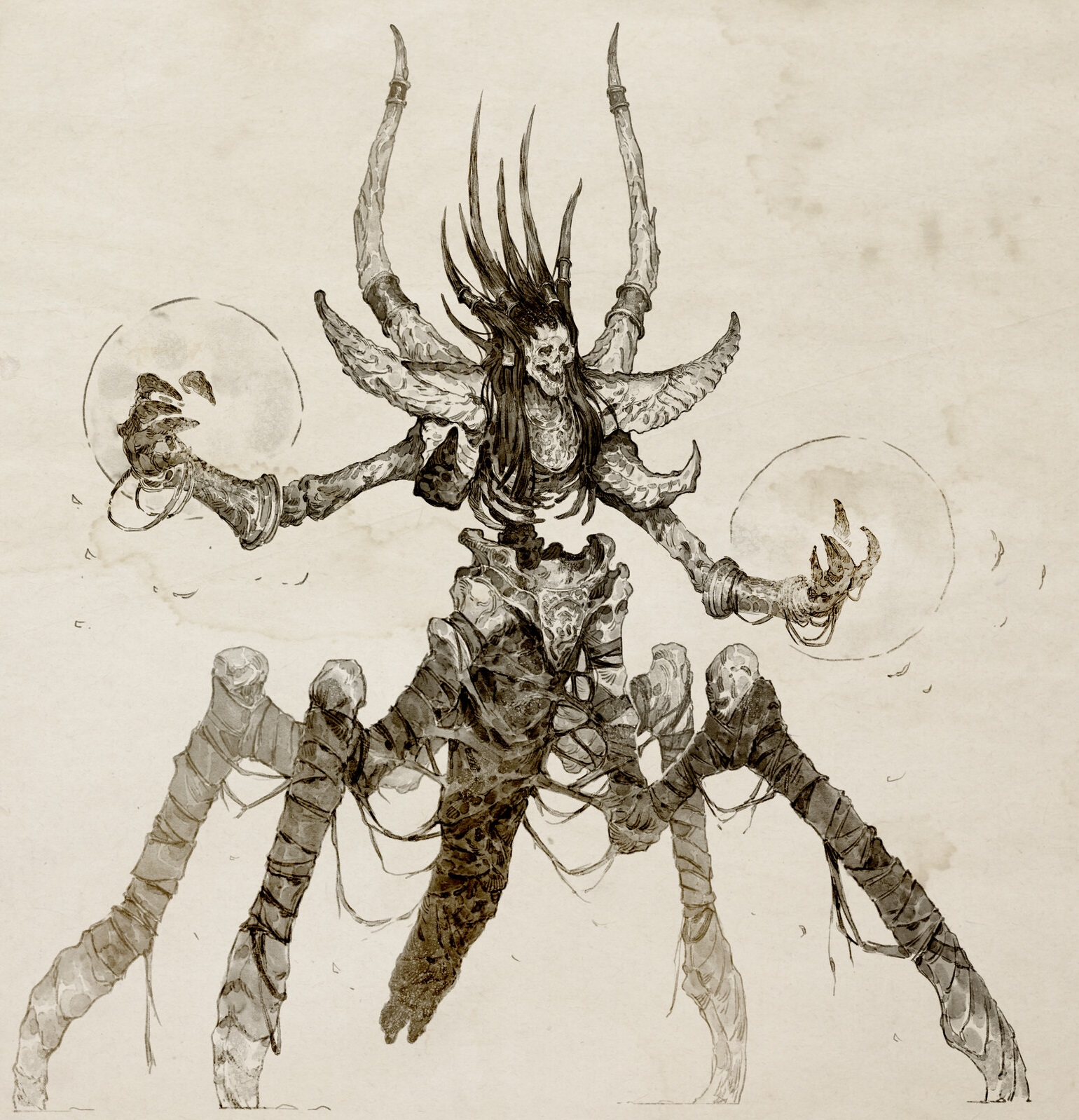 Skeletal Guardian