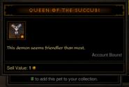 Queen of the Succubi item