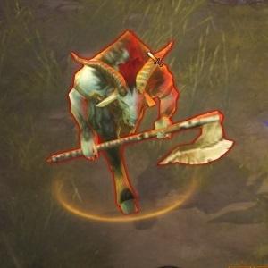 Logrut the Warrior