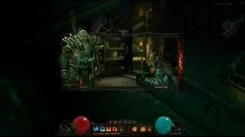 Michael Gough Voice of Deckard Cain in upcoming Diablo 3