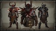 D4 Barbarian Legendaries concept art