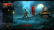Diablo 3 Character Creation