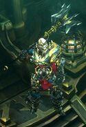 Skeleton king di3 game1