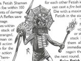 Fetish Shaman