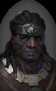 D4 Barbarian portrait