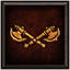 Banner Accent - Crossed Axes.png