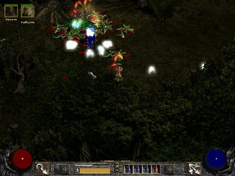Diablo  Untwinked Hellforge Rushing Build