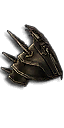 Diablo  Crafted Attack Speed Gloves