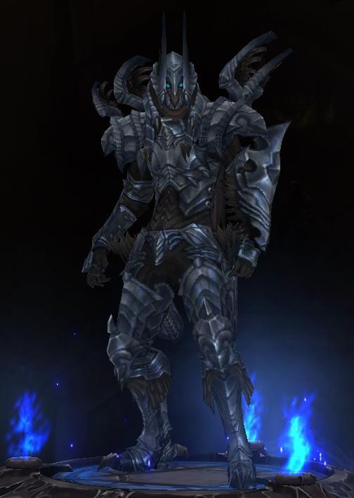 Diablo  Set Items Crafting