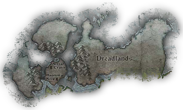 Arreat Crater and the Dreadlands