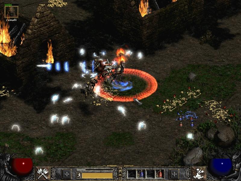 Diablo  Build Sorcier Arcane Vyr