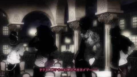 PS Vita「DIABOLIK LOVERS VANDEAD CARNIVAL」 オープニングムービー-2