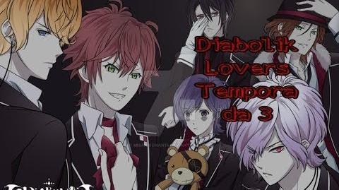 Diabolik Lovers temporada 3 y videojuego PS4