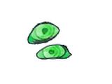 Green Stone Eyes