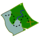 Green Treasure Map