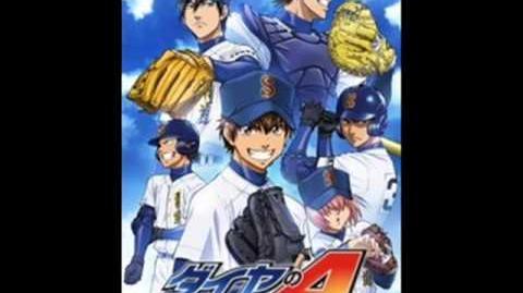 Diamond no Ace Full Ending 2 OST Soundtrack Glory