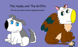 The Husky and The Griffin title screen.png