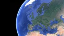 Globe Europe Terrain Mafaq