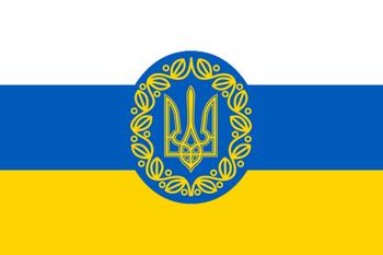 Ukraine's flag