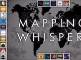 Mapping Whispers