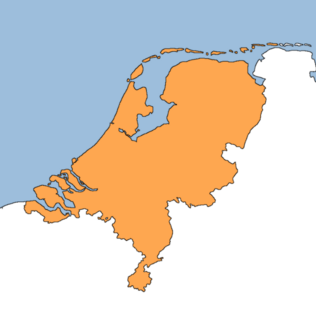 Ainsley Blyat's Netherlands Map