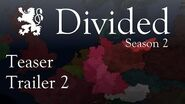 Divided Season 2 Teaser 2 Alternate History of Europe Mapping Expo